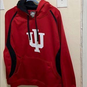 Men's Indiana universal IU  hoodie